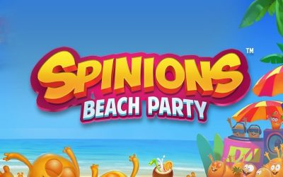 Spinions Beach Party Video Slot Review